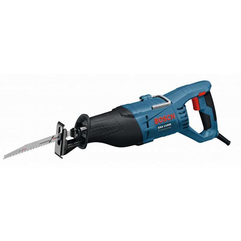 Sierra Sable 230 mm 1100W 2700 cpm 3,6 kg Bosch GSA 1100 E