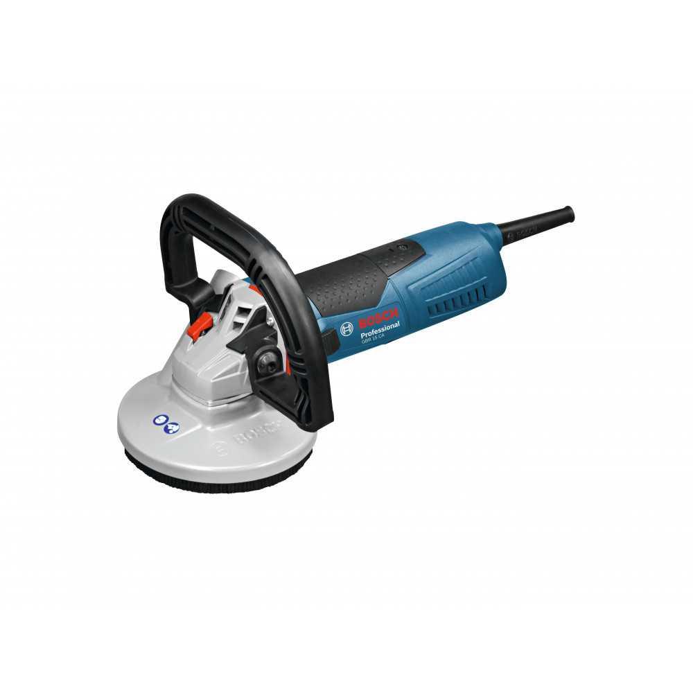 Bosch Lijadora de Concreto 125 mm. 1.500W. 9.300 r.p.m. 2,6 kg Cod GBR 15 CA