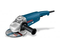 "Esmeril Angular 7"" 2100W 8500 rpm 4,2 kg Bosch GWS 21-180"
