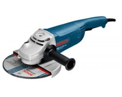 "Esmeril Angular 9"" 2100W 6500 rpm 4,2 kg Bosch GWS 21-230"