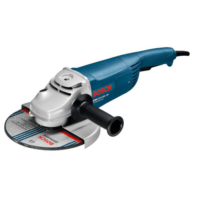 "Esmeril Angular 9"" 2100W Bosch GWS 21-230"