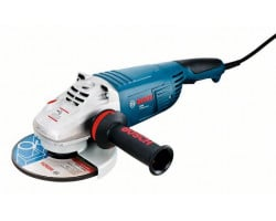 "Esmeril Angular 7"" 2400W 8500 rpm 5,2 kg Bosch GWS 24 - 180"