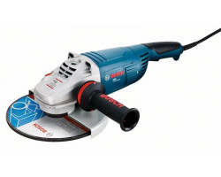 "Esmeril Angular 9"" 2600W 6500 rpm 5,9 kg Bosch GWS 26 - 230"
