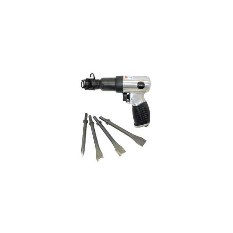 Martillo Cincelador Neumatico 66 mm 3600 gpm 1,48 kg Stanley 97-555LA