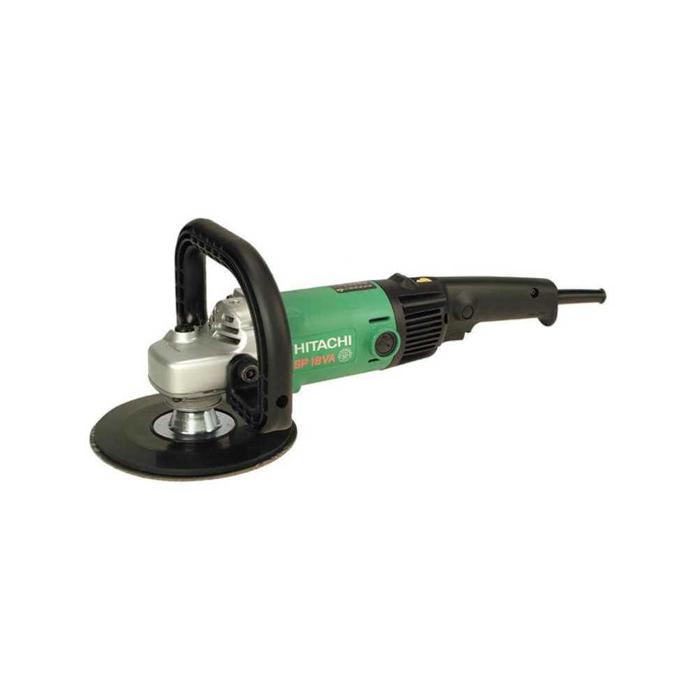 Pulidora / Lijadora 7 pulgadas Hitachi SP18VA