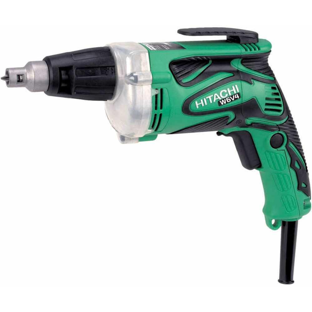 Hitachi Atornillador Volcanita Cod W6V4