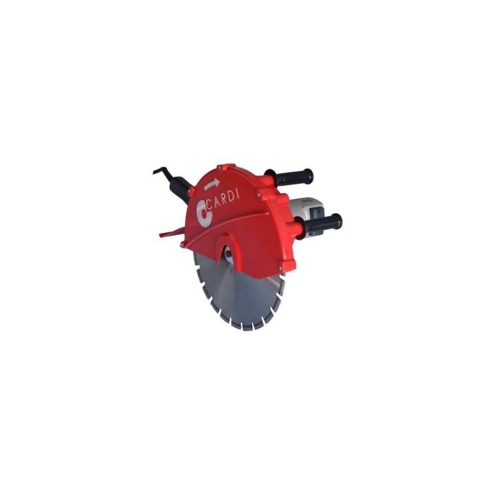 Cortadora Manual 3000W 2690 rpm 11 kg Cardi TP400