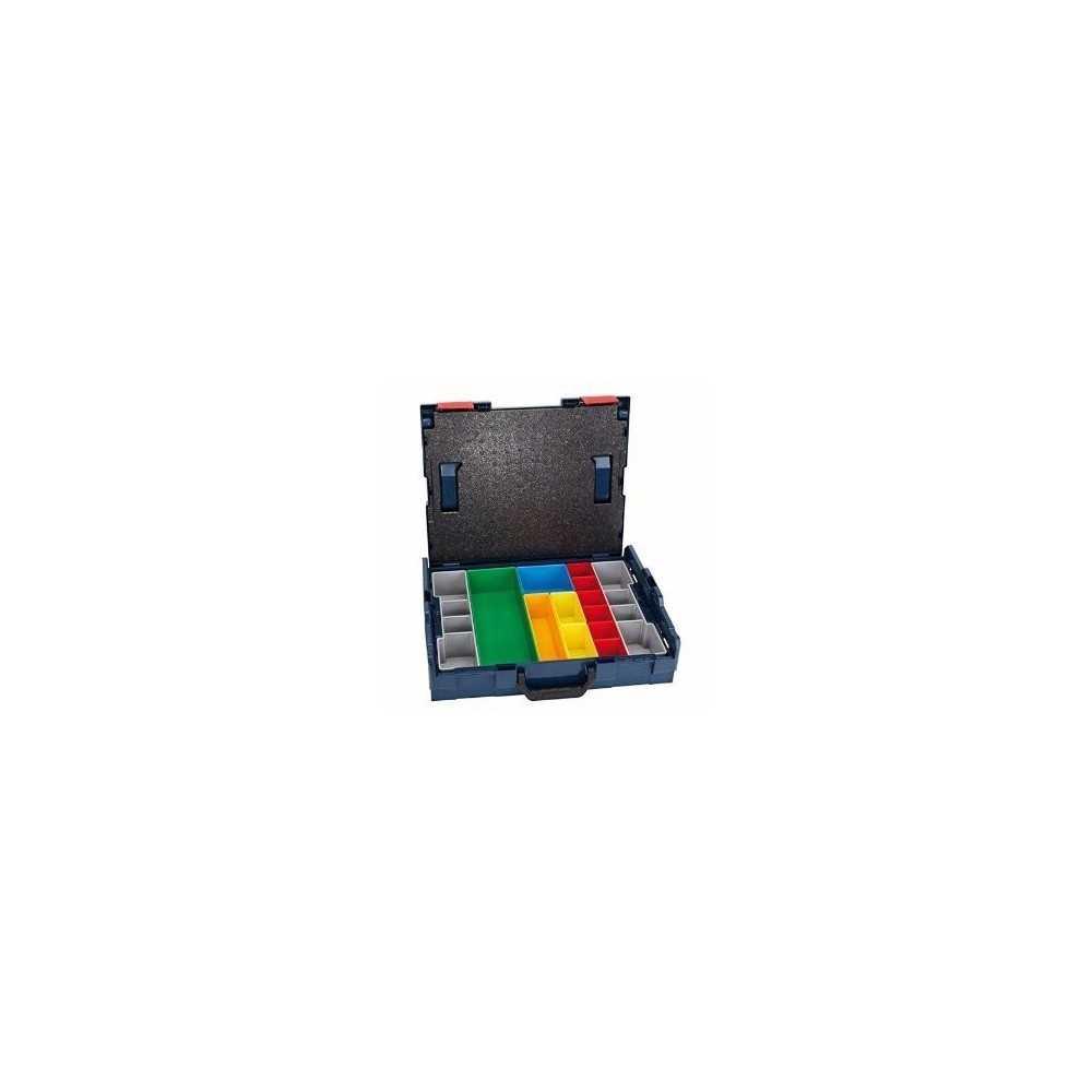 Bosch Maleta para transporte de herramientas. 357x442x117 Cod L-BOXX 102S (con separador)