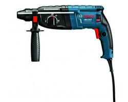 Martillo Perforador 800 W 2,7 J 5100 gpm 2,8 kg + Mandril cambio rápido  Bosch GBH 2-24 D C/M