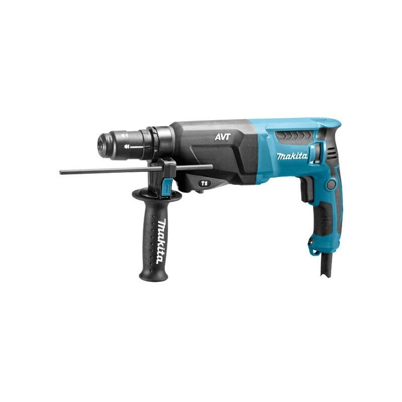 Martillo Rotativo SDS-PLUS 26 mm 800 W Makita HR2611FT