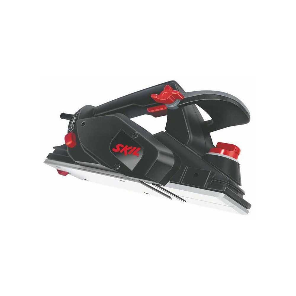 Cepillo 550W + Guía Paralela + Limitador de profundidad + Bolso Skil F0121555JA