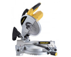 "Sierra Ingleteadora 10"" 1500 Watts Stanley STSM1525"