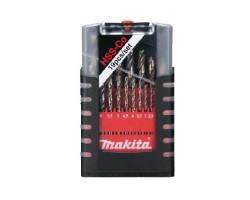 Set Brocas Metal HSS - Cobalto Alta Velocidad 19 piezas Makita D-50762