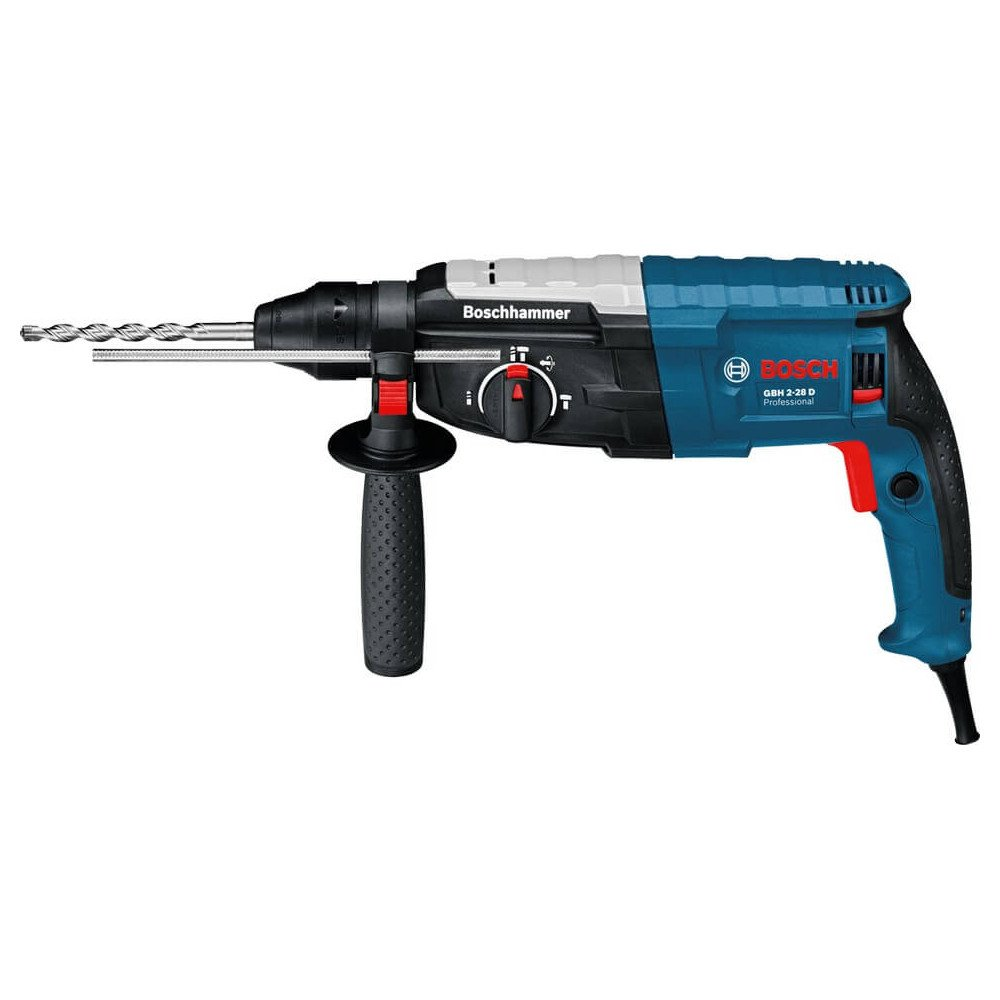 Rotomartillo 850W 3,2 J 4000 gpm 2,9 kg Bosch GBH 2-28 D