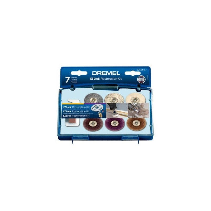 Kit7 acc ez lock Dremel EZ684