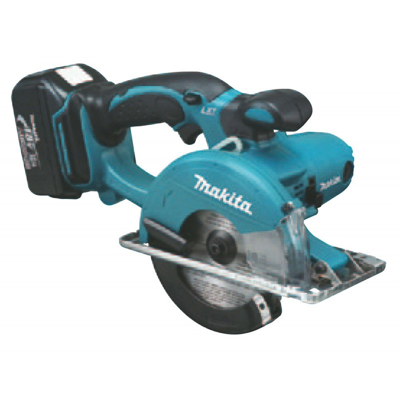 "Cortadora de Metal 5-3/8"" (136 mm) Makita DCS550Z"