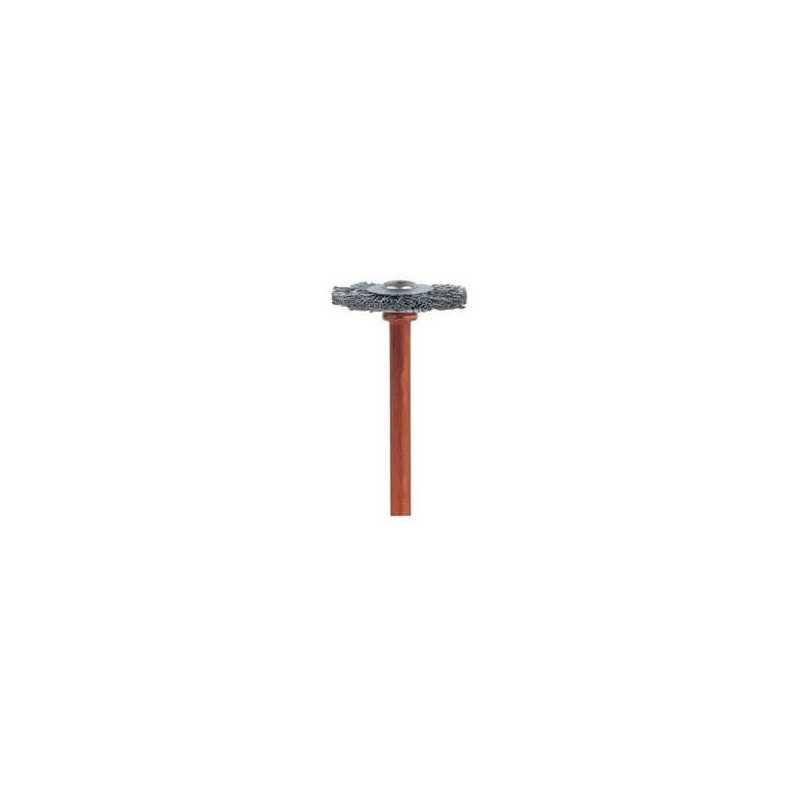 Cepillo de acero inoxidable 19 mm Dremel 530