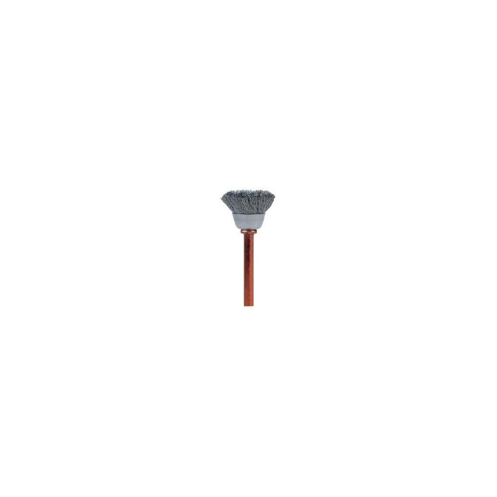 Cepillo acero inoxidable 12,7 mm Dremel 531