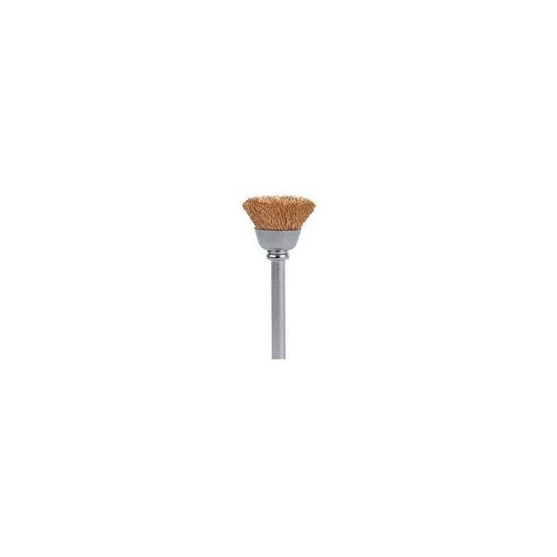 Cepillo de latón 12,7 mm Dremel 536