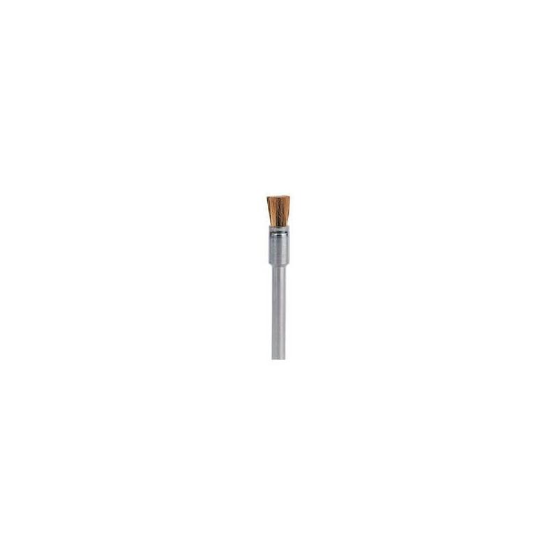 Cepillo de latón 3,2 mm Dremel 537