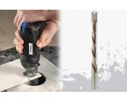 "Broca diamantada 1-3/8"" Dremel AD560"