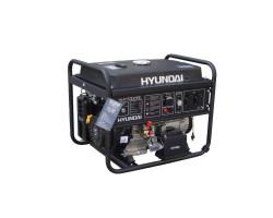 Generador Gasolina 5/5,5 Kw/Kva Partida eléctrica monofásico Abierto HYUNDAI 78HY7000FE
