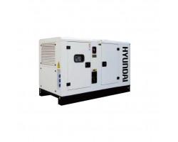 GENERADOR 30 Kva Industrial 380 volts Insonorizado HYUNDAI 78DCS28KSE