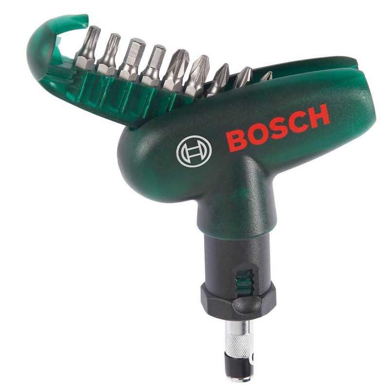 Set atornillador manual PROMOLINE Bosch 2607019510