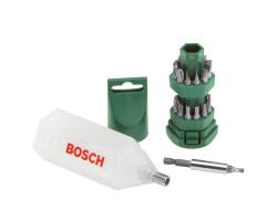 Set de puntas de 25 piezas Bosch 2607019503