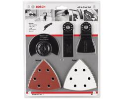 Set paletas-lijas Delta x 5u Bosch 2608661694