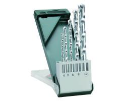 Set Brocas Concreto 4,5,6,8,10 - 5 piezas Bosch 2609255460
