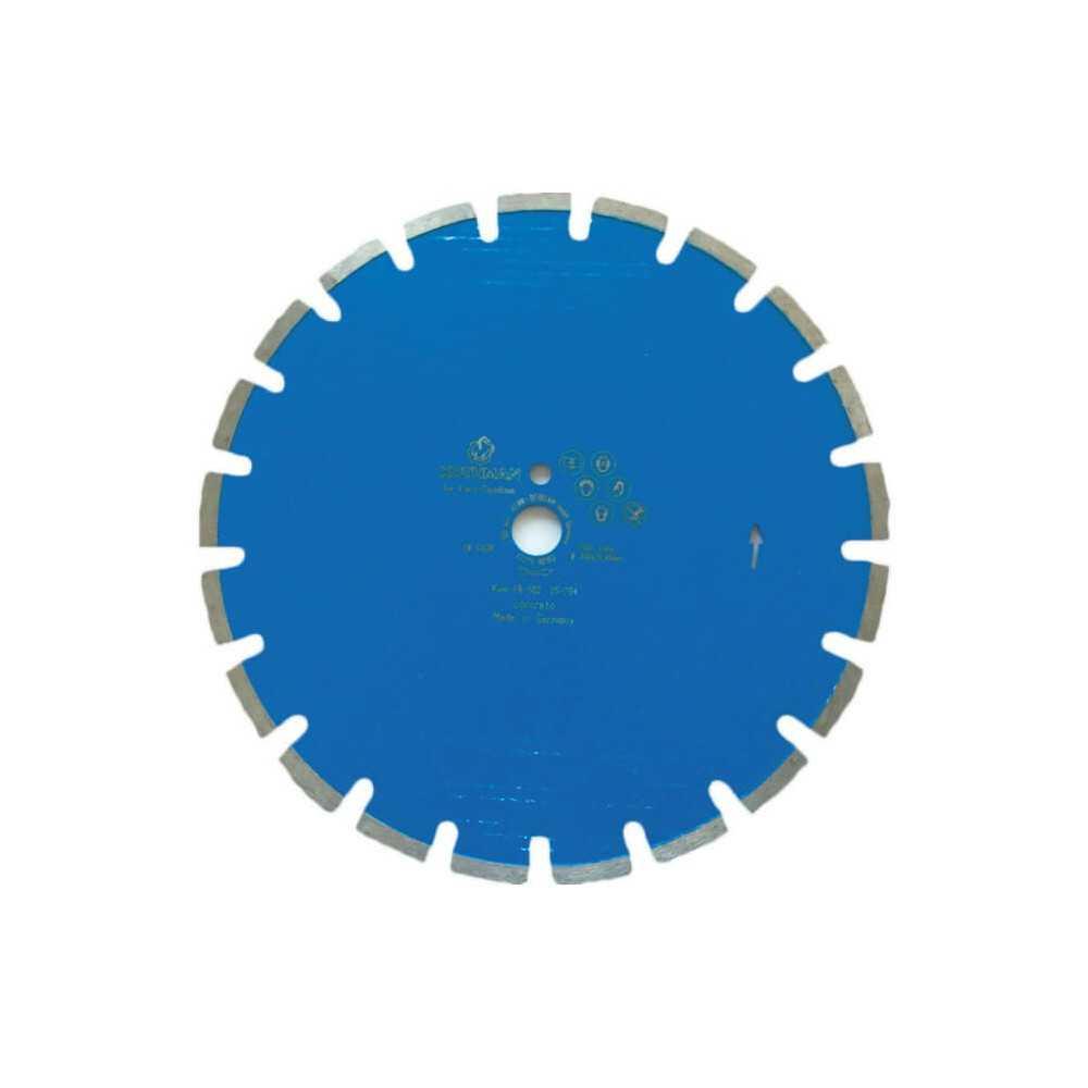 Disco Diamantado LÁSER TITAN HCG Kothman 25-050