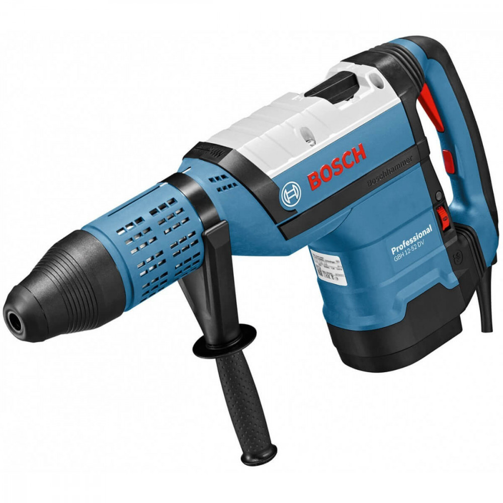 Martillo Demoledor SDS-MAX Bosch GBH 12-52 D