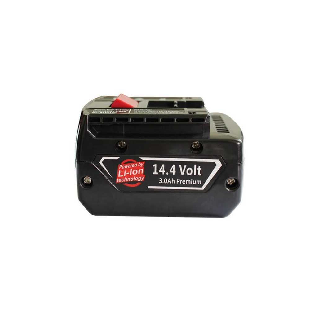 Batería 14.4 V 3.0Ah Bosch GBA 14.4 V 3.0Ah