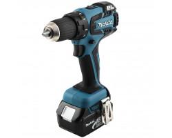 Taladro/Atornillador 2 VelVariable (2 baterías + Cargador) Makita DDF480RFE