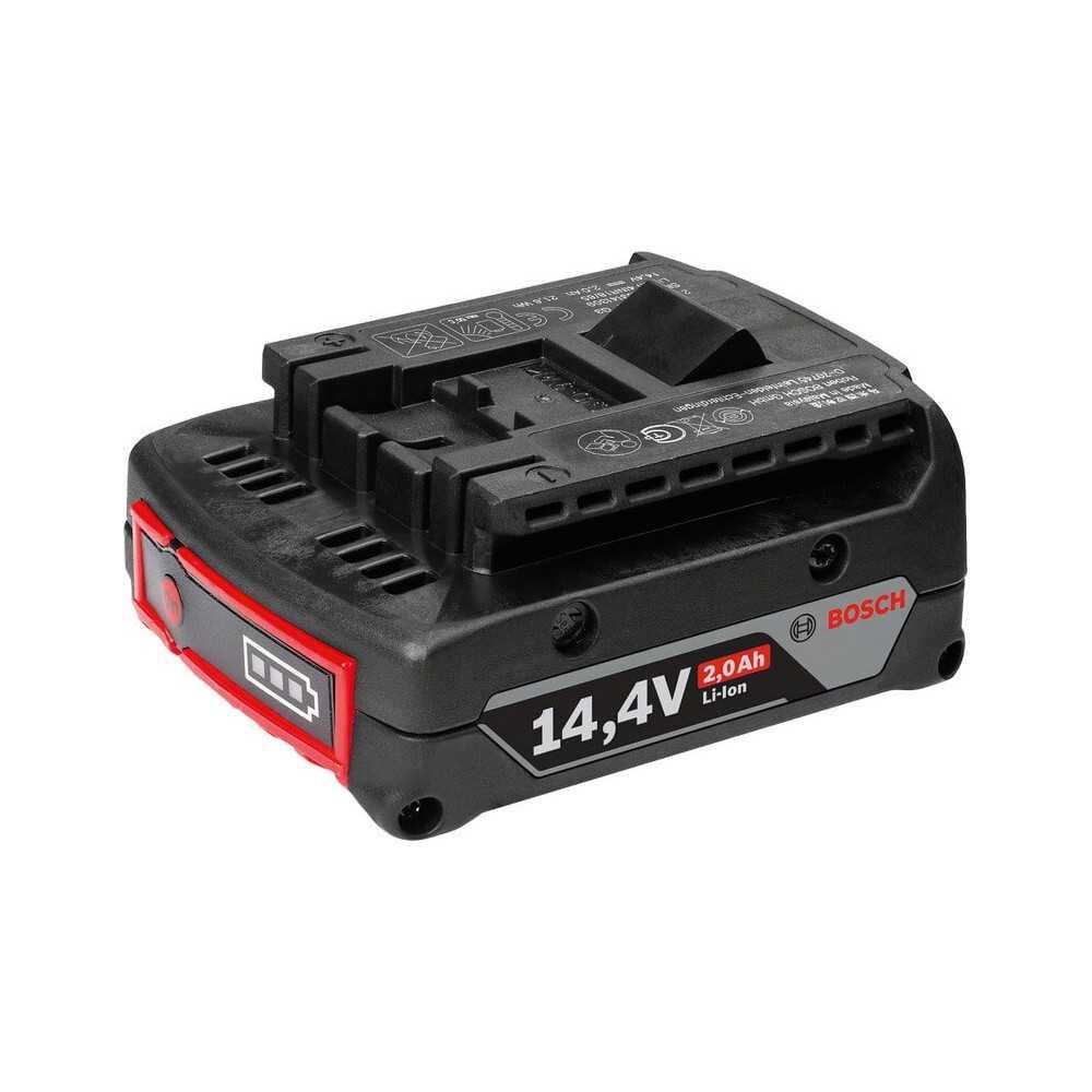 Batería 14.4 V 2.0Ah Bosch GBA 14,4V 2.0