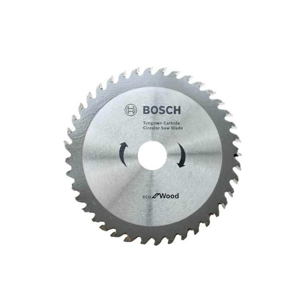 "Bosch Disco de Sierra Circular ECO 184 MM. 7-1/4"" x 60 D.Cod 2608644331"