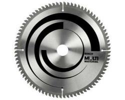 Disco Sierra Circular Multimaterial Bosch 2608640981