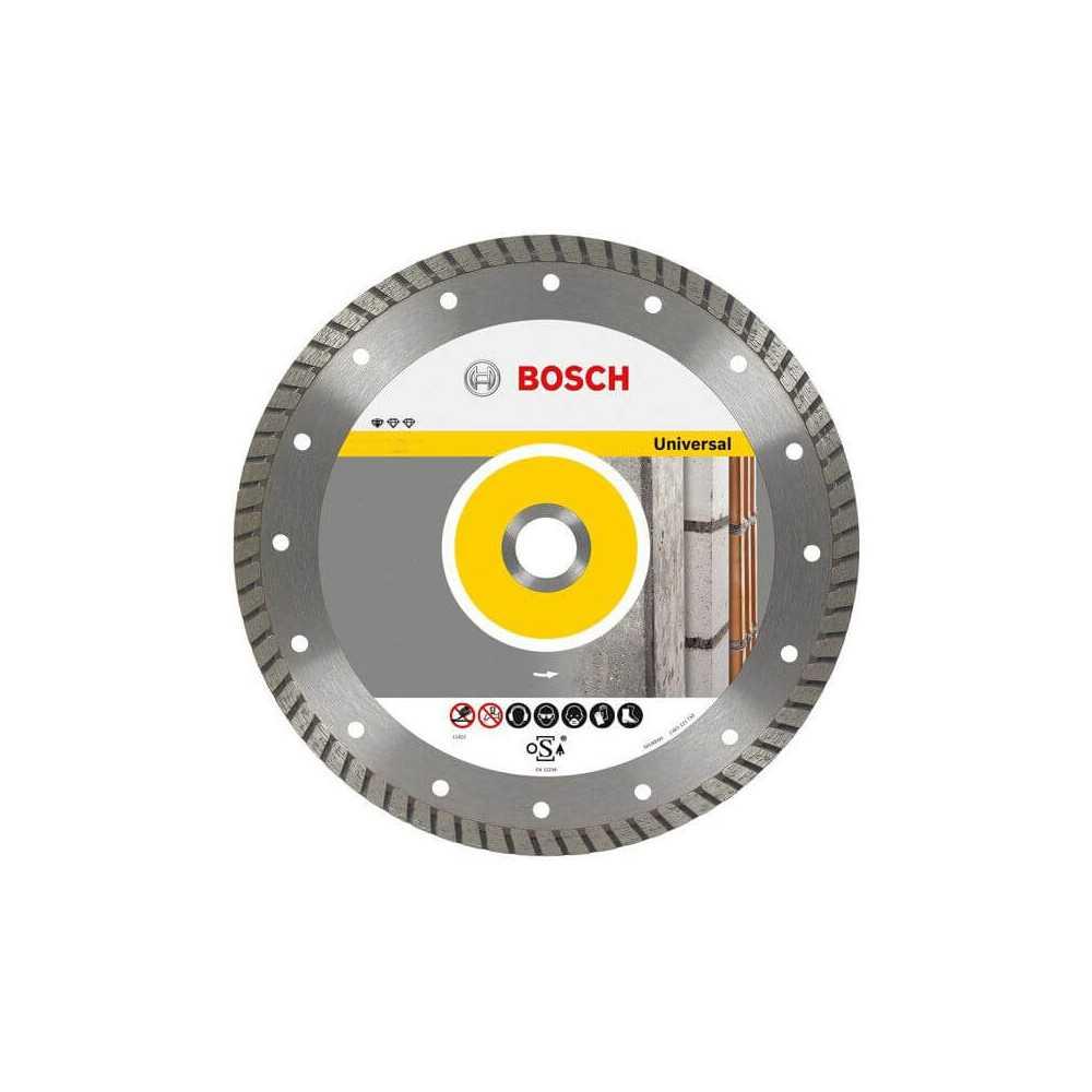 "Disco Diamantado Universal Turbo 9"" Bosch 2608602397"