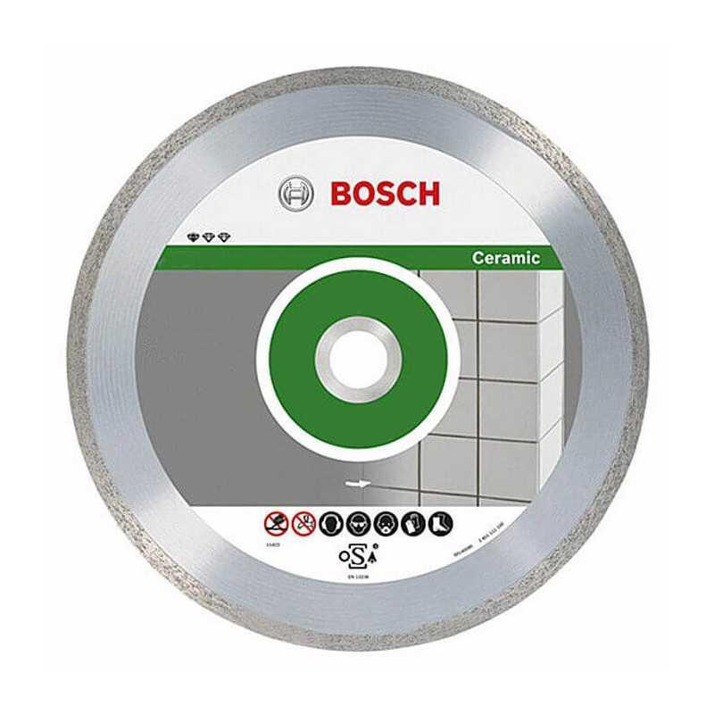"""Disco Diamantado Cerámica (Liso) 4 1/2"""" Bosch 2608602201"""