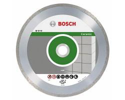 """Disco Diamantado Cerámica (Liso) 7"""" Bosch 2608602204"""