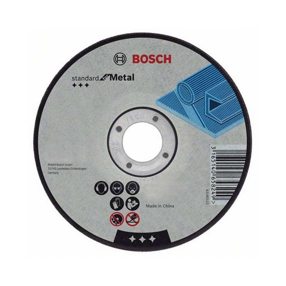 """Disco Corte Recto 4 1/2""""x7/8"""" G30 Bosch 2608603164"""
