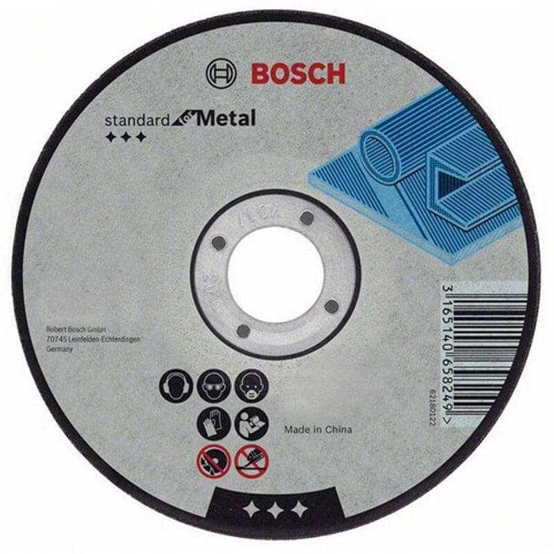 """Disco Corte Recto 7""""x7/8"""" G30 Bosch 2608603167"""