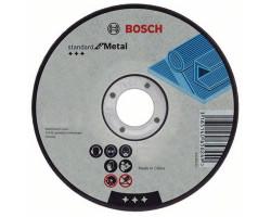 """Bosch Disco Corte Centro Deprimido 7""""x7/8"""" G30 Cod 2608603161"""