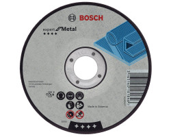 """Bosch Disco Corte Recto 4 1/2""""x7/8"""" G30 Cod 2608600318"""