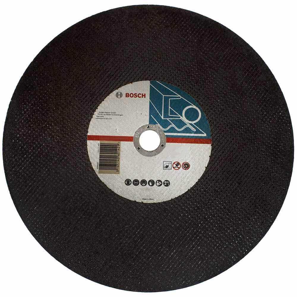 """Disco Corte Recto 14""""x1"""" G36 Bosch 2608600543"""