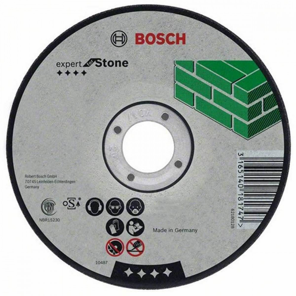 "Disco Corte Piedra Recto 7"" Bosch 2608600323"