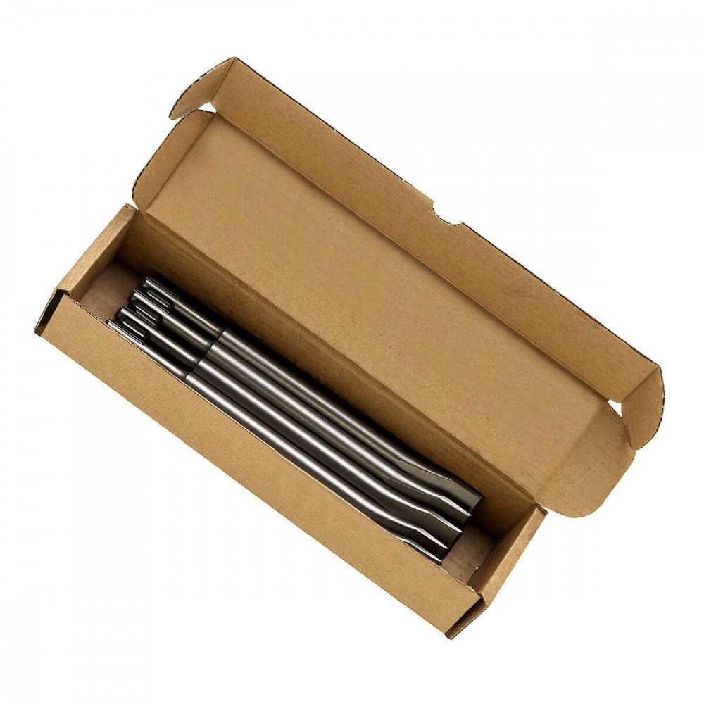 Cincel SDS-PLUS Plano (Caja 10 Unid) Bosch 2608690131