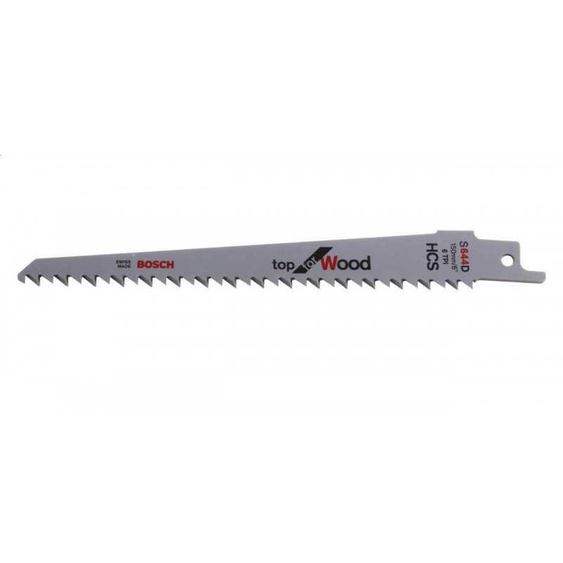 Hoja de Sierra Sable para Madera de Construcción Bosch 2608650614