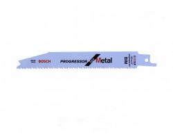 Hoja de Sierra Sable Progresor para Metal Bosch 2608654401
